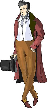 В понимании Павла I виновниками свержения монархии в европейском государстве как раз были модники, носившие жилеты.