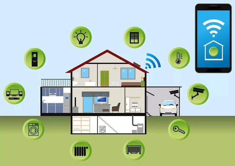 Технология IoT Интернет вещей и Умный дом